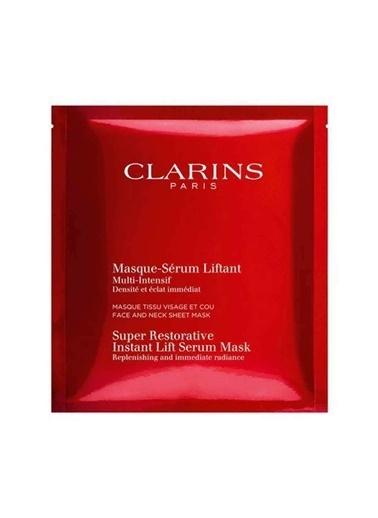 Clarins Sr Serum - Mask Sheet X 5 Renkli